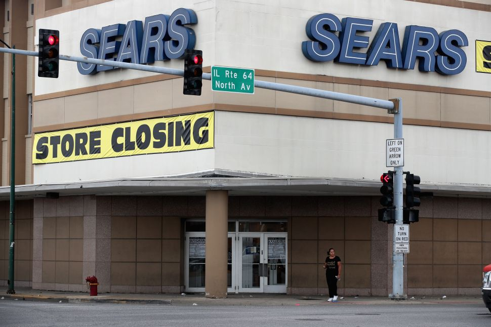 Sears Is Going Bankrupt, But It Will Be Different Than Toys 'R' Us' Fall