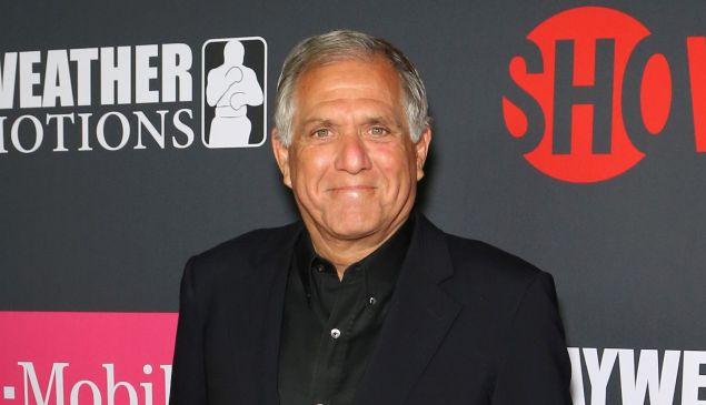 CBS former CEO Leslie Moonves