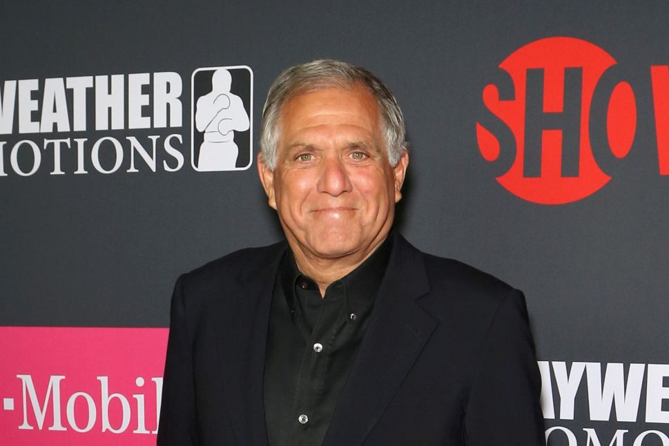 CBS' Ousted Les Moonves Was Among the Top 5 Highest Paid CEOs in 2017