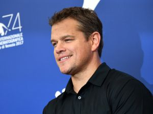 Matt Damon New Movie