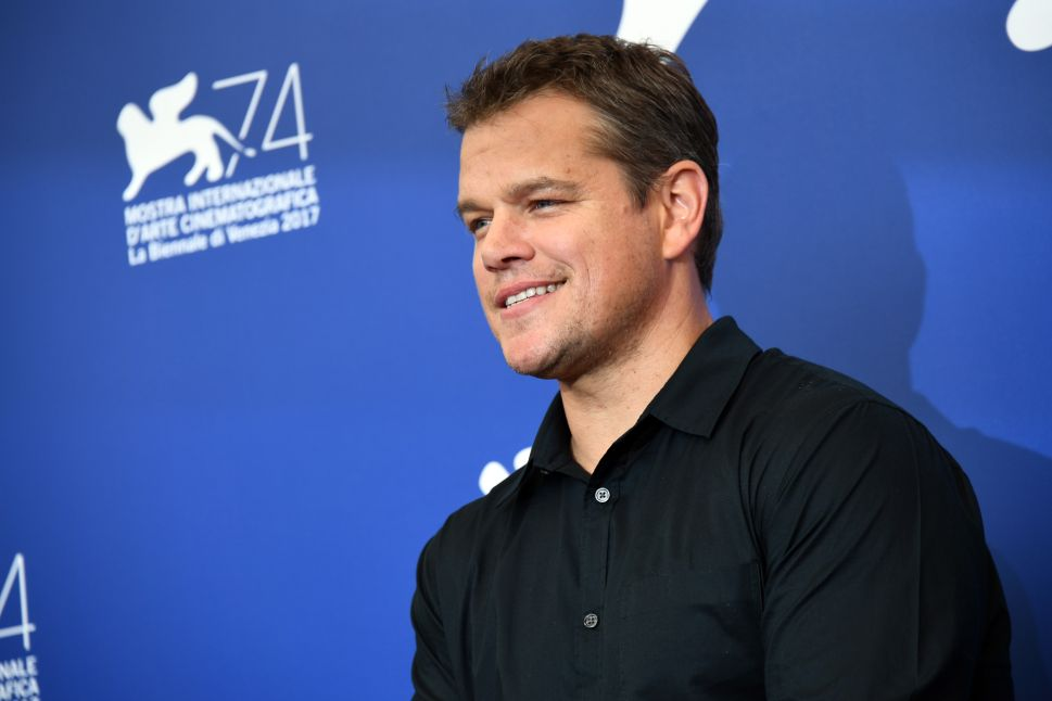 How Can Matt Damon Score His Next Big Hit?