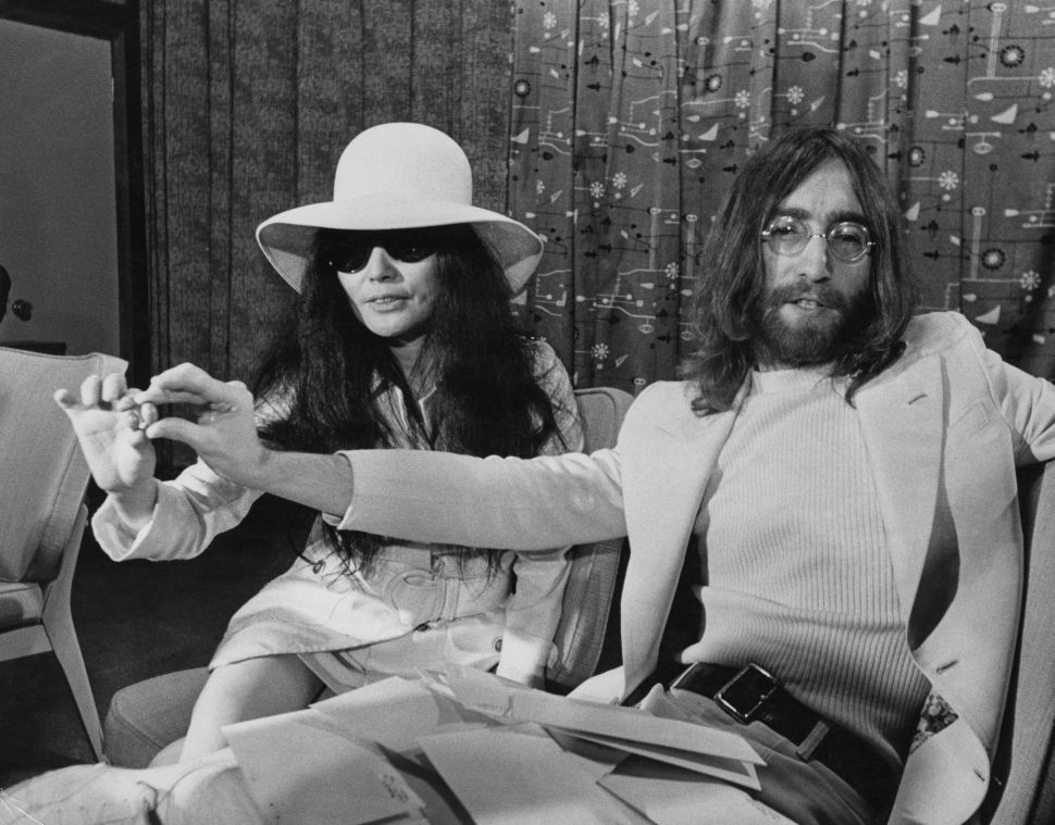 'Sharp Objects' Director Jean-Marc Vallée Is Making a Movie About John Lennon and Yoko Ono