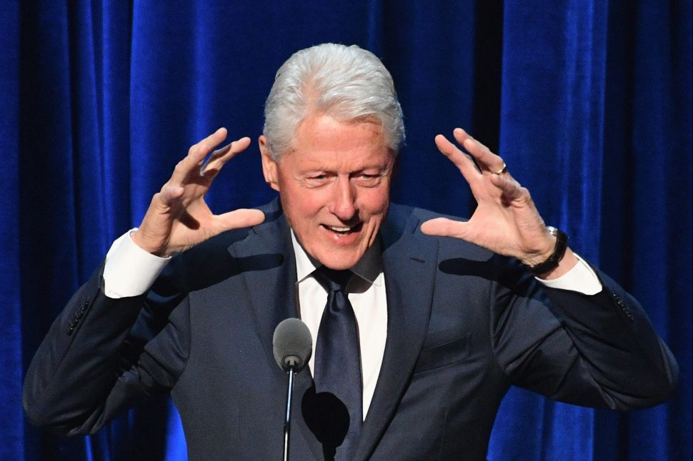 What Is Bill Clinton Doing at a Cryptocurrency Event?
