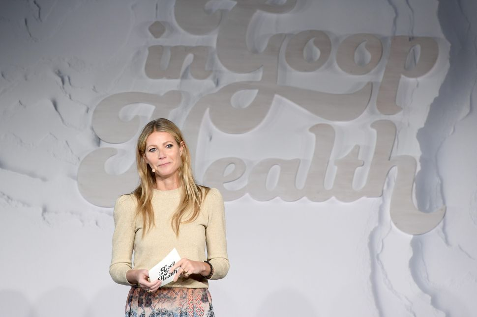 Gwyneth Paltrow's Goop Accused of False Advertising: 5 Key Products