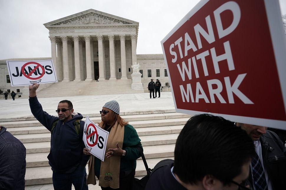 Supreme Court Decision Raises Questions for New Jersey's Public Employers