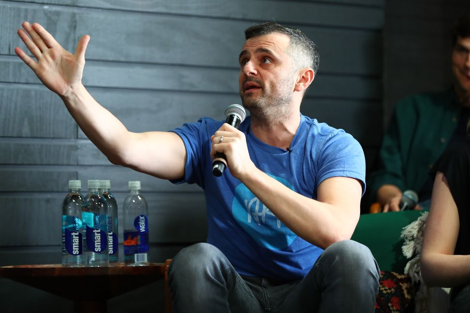 Gary Vaynerchuk Hails Facebook's Ad Strategy, Says Google Is in 'Deep S**t'