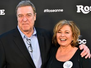John Goodman Roseanne Barr The Conners