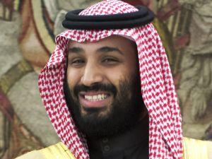 Saudi Arabia crown prince Uber