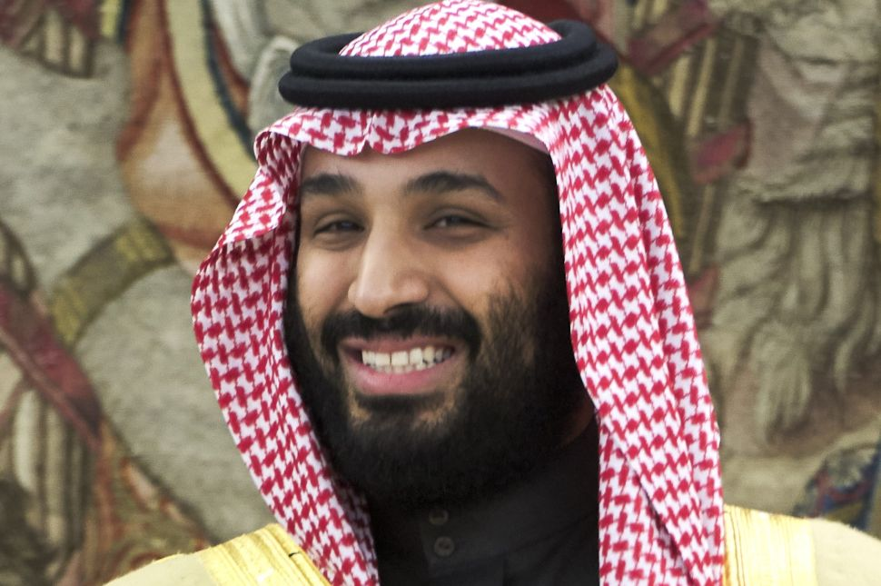 Uber's (Inevitable) 2019 IPO Would Make Saudi's Crown Prince $16 Billion Richer