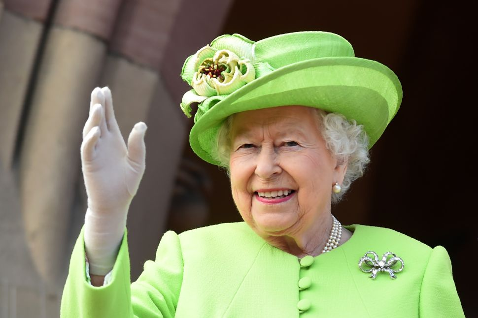 Queen Elizabeth Is Back From Her Balmoral Vacation