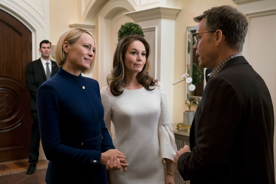 'House of Cards' Update: What We Know About Greg Kinnear and Diane Lane's New Characters