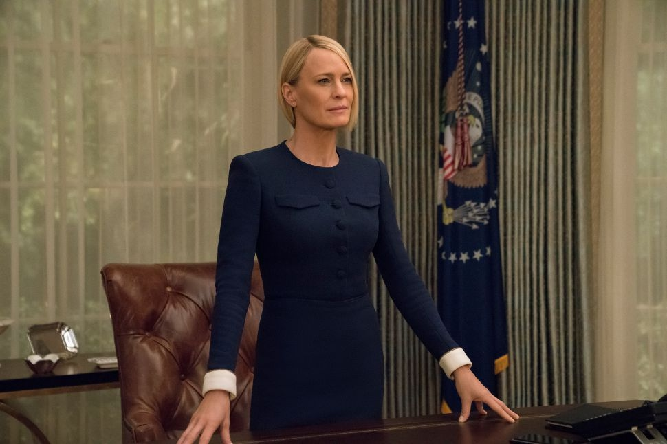 'House of Cards' Season 6 Review: Even With Claire on Top, the Show Is a Muddled Potluck of Misery