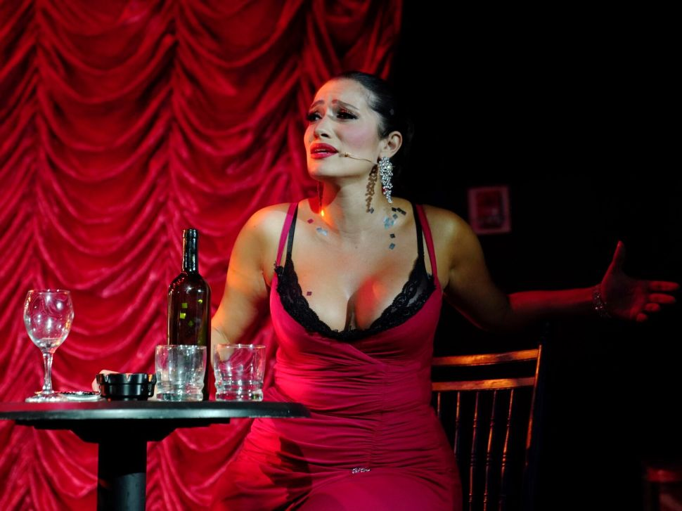 City Opera's 'María de Buenos Aires' Takes a Close Look at a Sex Worker's Rise and Fall