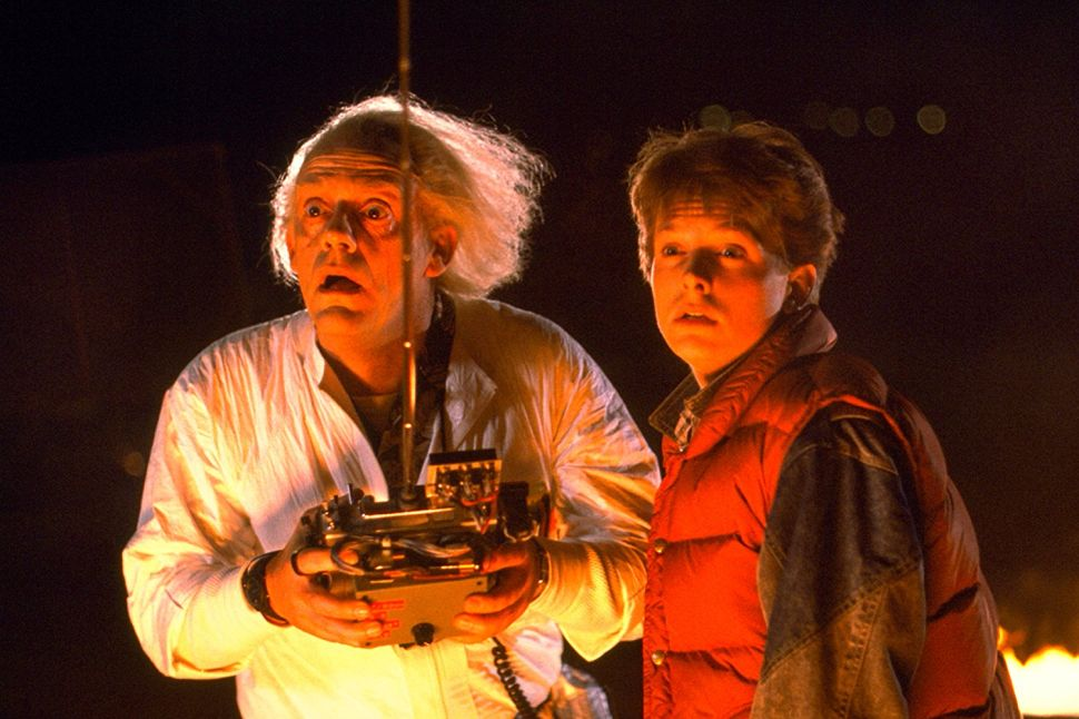 Don't Reboot 'Back to the Future.' But if It Must Be Done, Here's How.