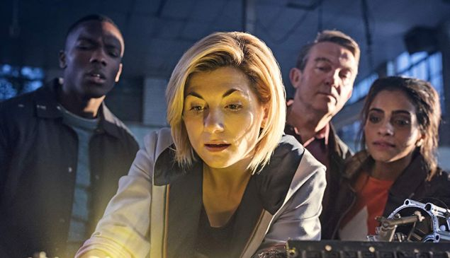 Doctor Who Jodi Whittaker