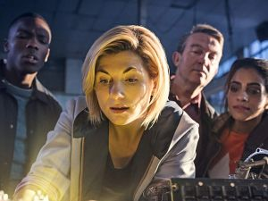 Doctor Who Jodi Whittaker