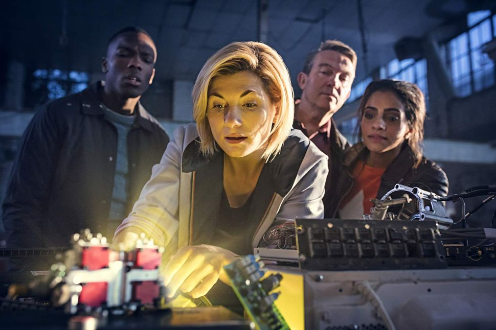 Why the New 'Doctor Who' Is Even More Subversive Than You Expected