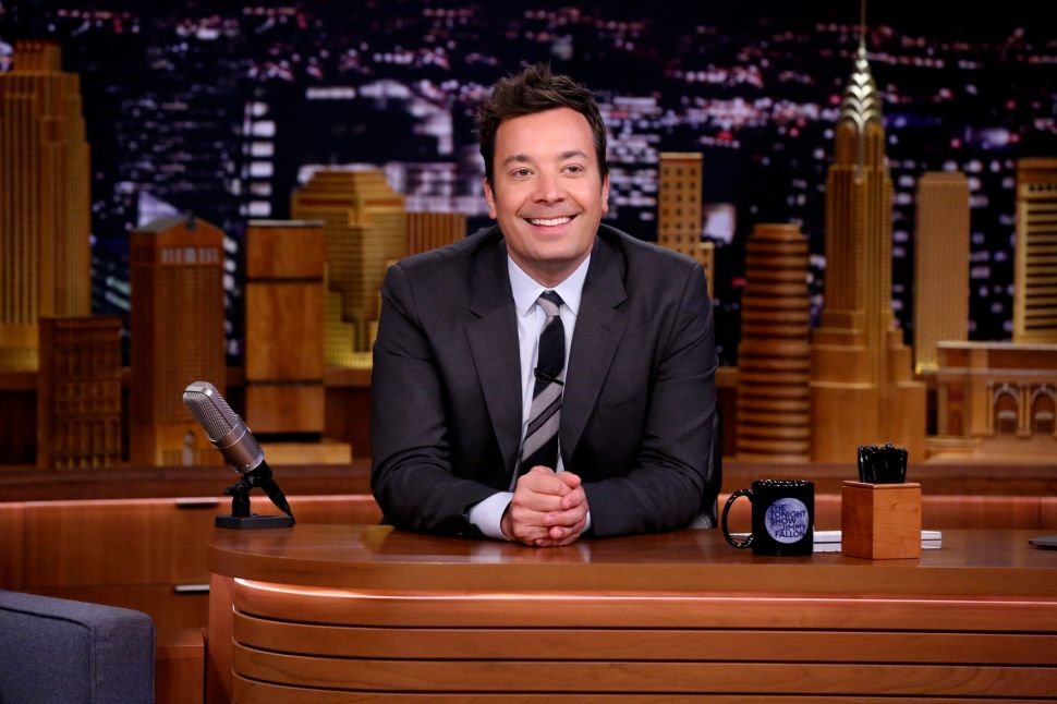 Jimmy Fallon's 'Tonight Show' Has Hired a New Showrunner—Can He Save It From Its Ratings Slump?