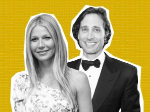 Gwyneth Paltrow and Brad Falchuk wedding
