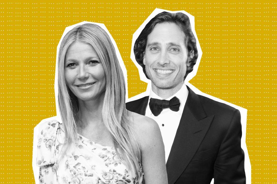 Gwyneth Paltrow and Brad Falchuk Had a Very Goop-y Hamptons Wedding