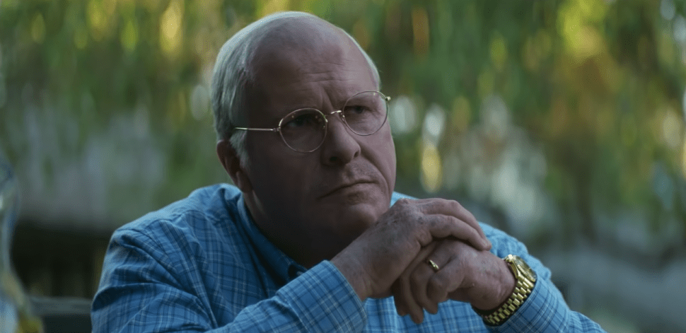 'Vice' Trailer: Christian Bale Is Unrecognizable as Dick Cheney