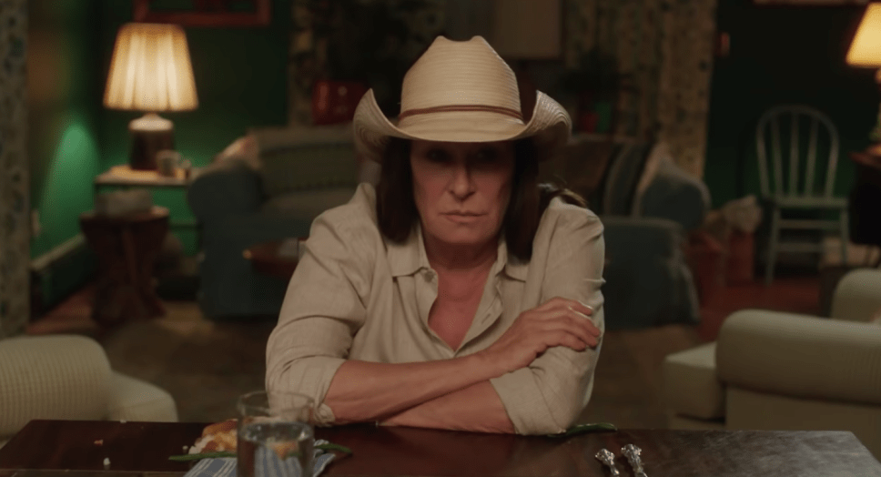 Anjelica Huston Stars in 'Trouble', the Never-Funny Comedy With No Reason to Exist