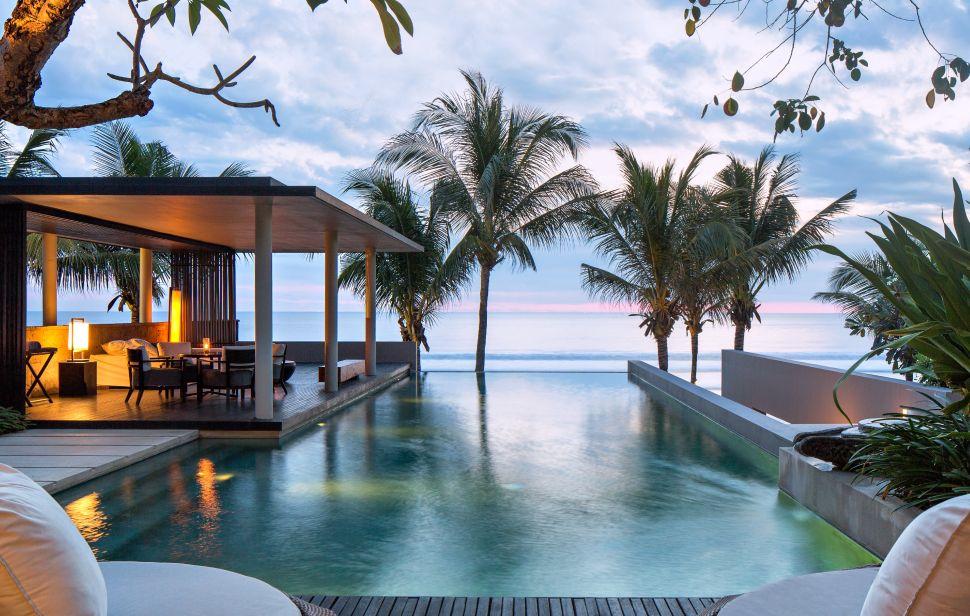 Kim Kardashian's Favorite Bali Villa Has 5 Pools and Its Own Helipad
