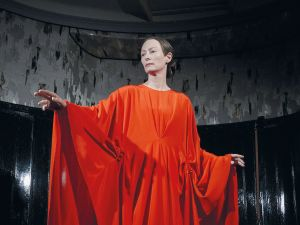Tilda Swinton in Suspiria.