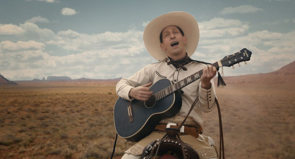 'The Ballad of Buster Scruggs' Is Not the Coens' Best, But for Netflix, It's Huge
