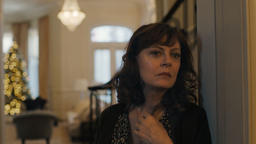 'Viper Club' Would Be Better if Susan Sarandon Shed Some Tears