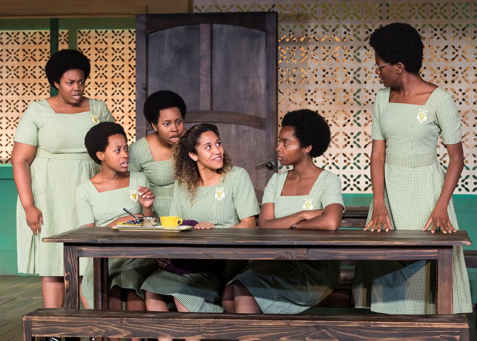 'School Girls; Or, the African Mean Girls Play' Is a Pecking-Order Teen Comedy With a Punch