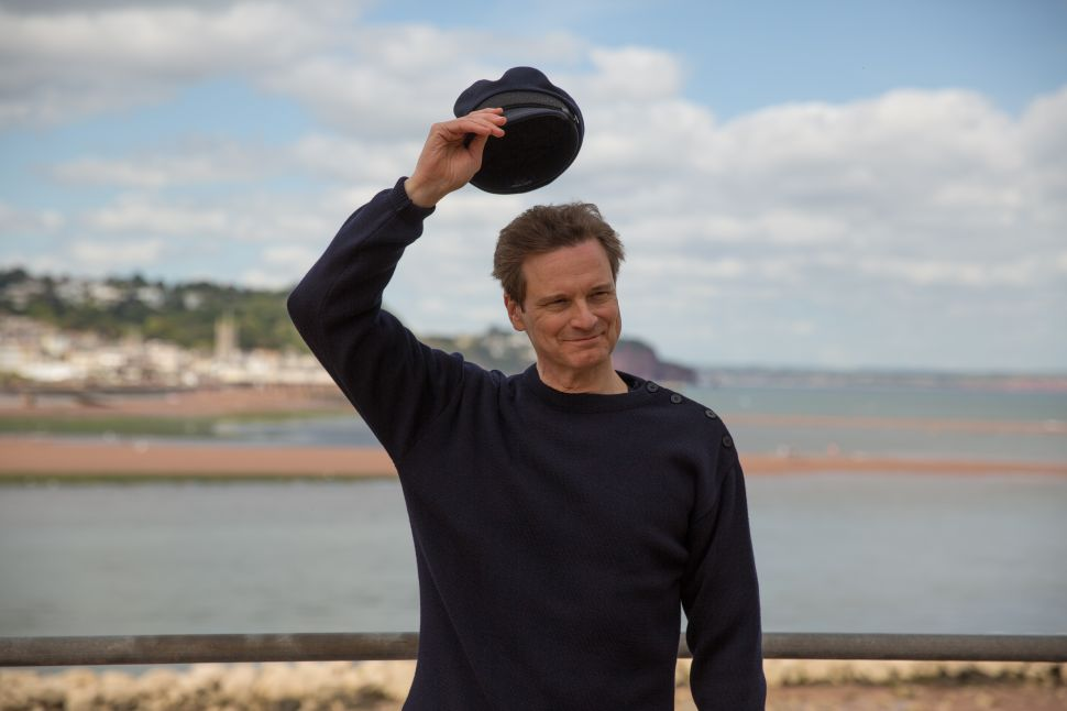 Colin Firth's Doomed Sailing Adventure 'The Mercy' Will Make You Cry 'Movie Overboard!'