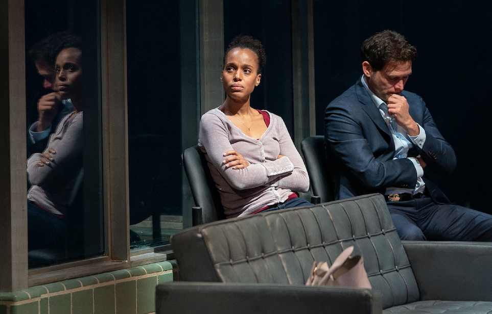 Kerry Washington's Fiery Performance in the Racially Charged 'American Son' Will Leave You Dazed
