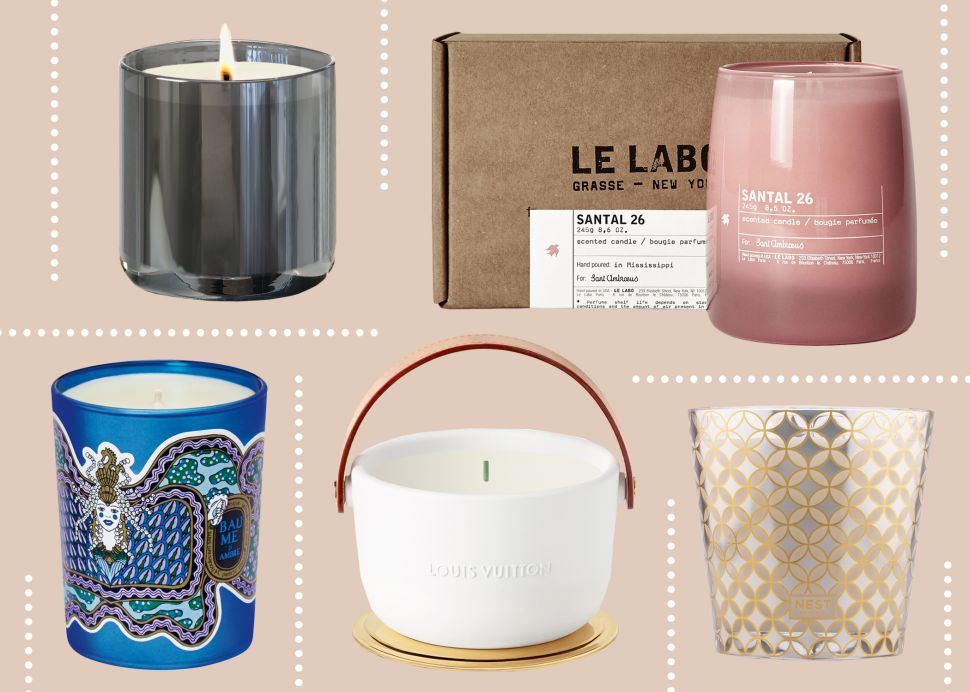 These 18 Candles Will Warm Up Your Long Winter Nights