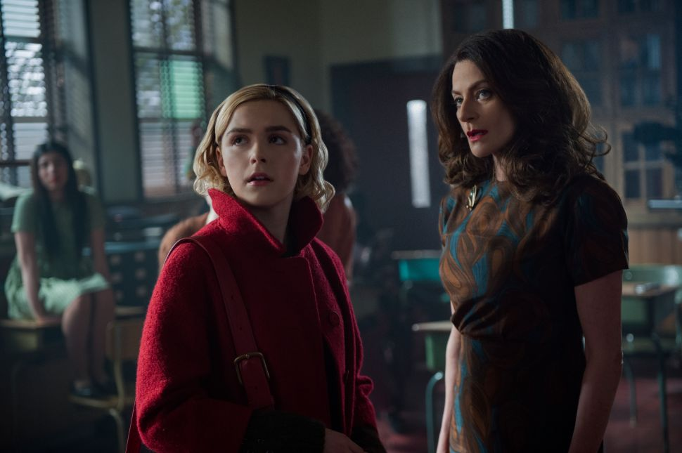 Why Netflix Needs More Specials Like the 'Chilling Adventures of Sabrina' Holiday Episode