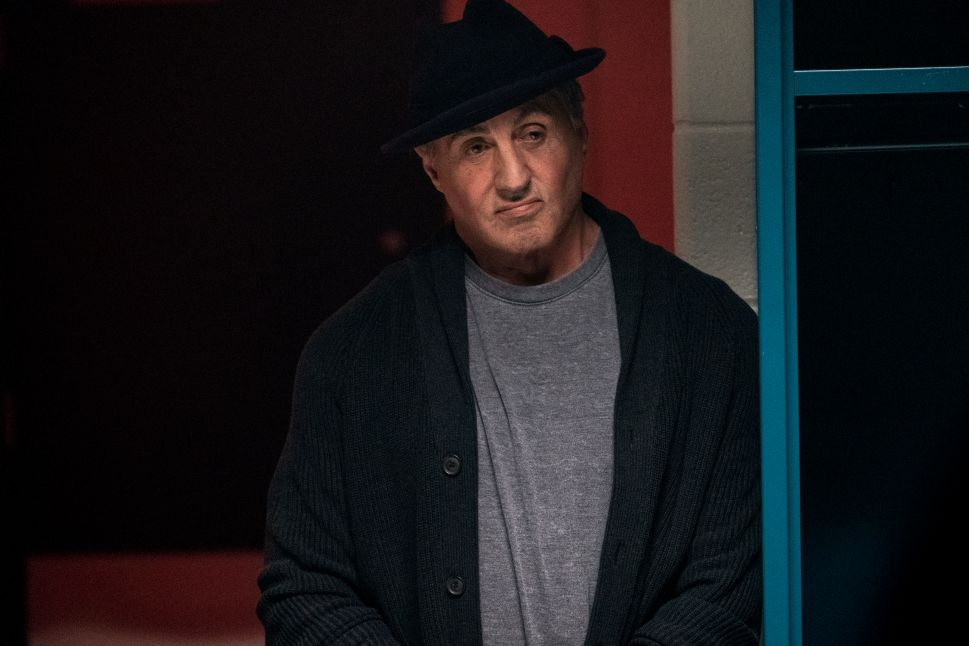 Sylvester Stallone Is Hanging Up His 'Rocky' Gloves for Good