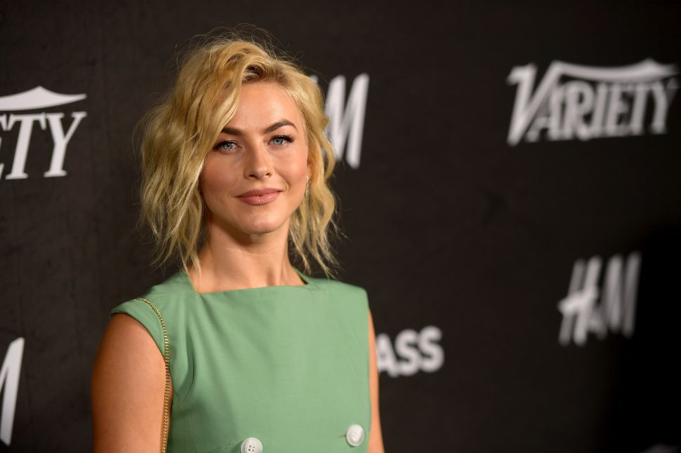 Julianne Hough Will Play the Man-Stealing Jolene in Netflix's Dolly Parton Anthology