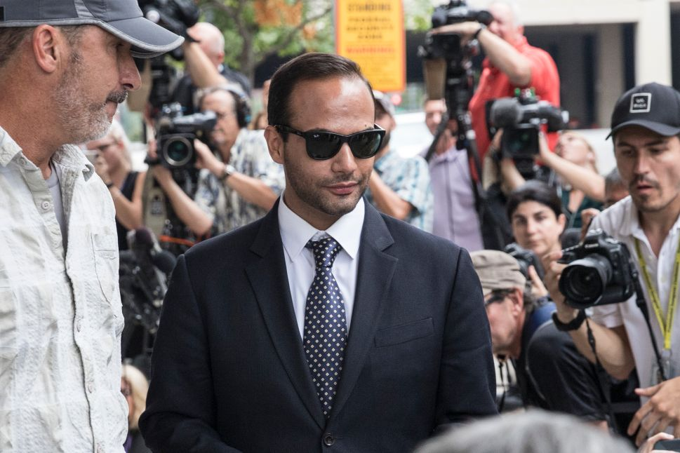 George Papadopoulos Joins Medical Marijuana Startup After Political Exile