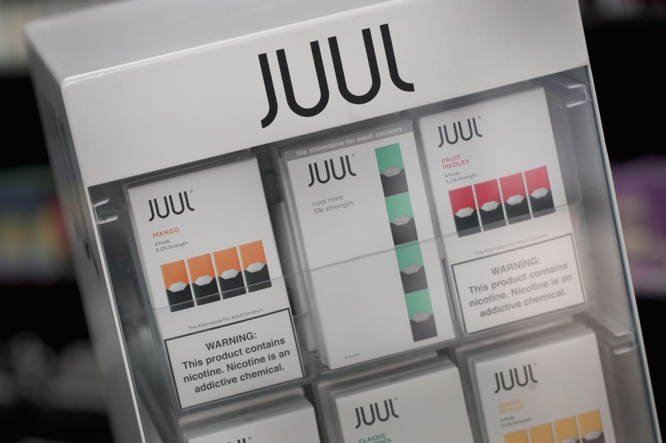 Juul Will Discontinue Its Popular Flavors and Quit Social Media After FDA Crackdown