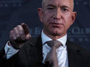 Jeff Bezos said retail companies on average last only 30 years. Amazon is 24.
