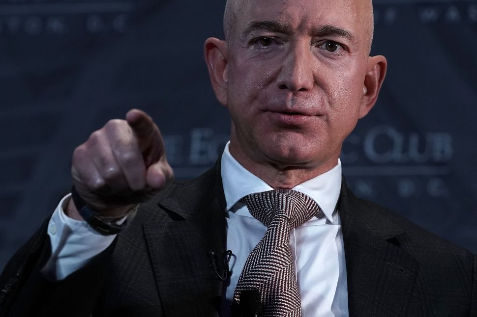 Jeff Bezos Warns Amazon Will Go Bankrupt One Day Just Like Sears