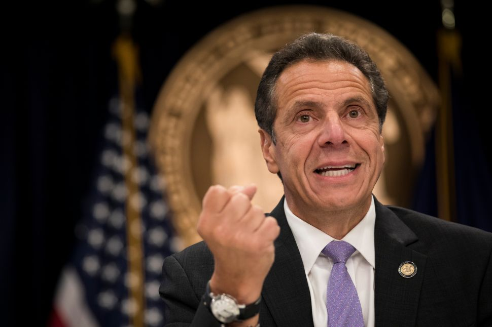 Invoking Stan Lee, Andrew Cuomo Says New York's Amazon Bid Beat Out 'Over 54 States'