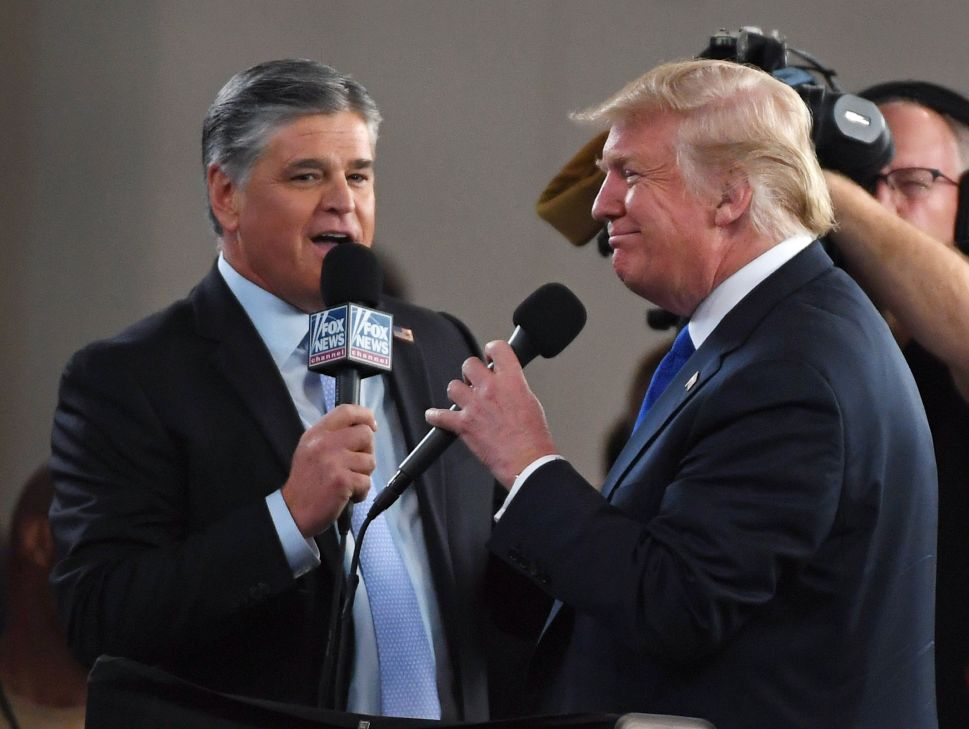 Sean Hannity and the GOP Men Brigade Say Avenatti Deserves Presumption of Innocence