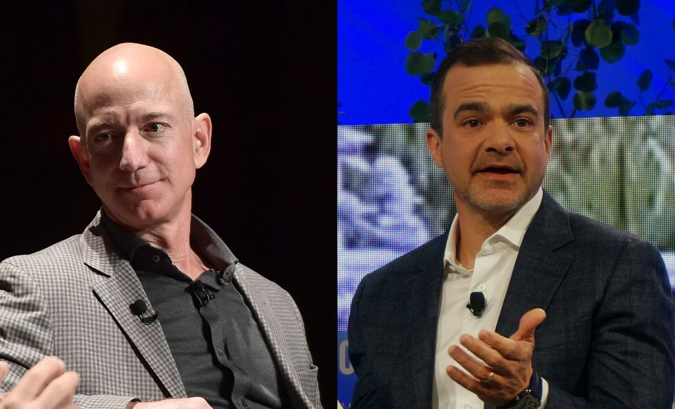 Amazon's Two Jeffs Each Hire a Chinese Female Exec for Secretive Top Roles
