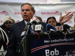Senator Robert Menendez has been re-elected.