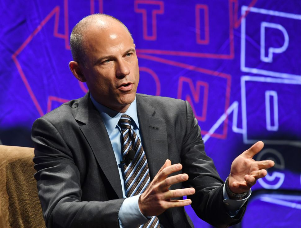 Michael Avenatti Crowdfunded Off Stormy Daniels and Sued Trump—Without Her Consent