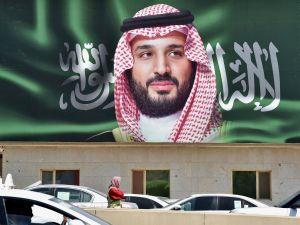 Saudi crown prince MBS