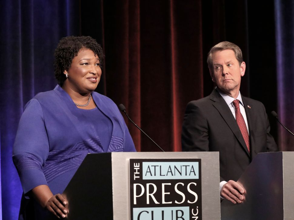 No Matter Who Wins in Georgia, the State's Election Process Is the Real Loser