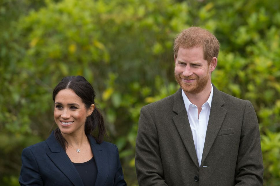 Prince Harry and Meghan Markle Are in Full Nesting Mode in the Cotswolds