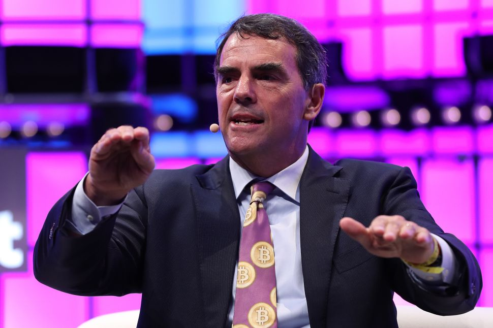 Controversial Bitcoin Bull Tim Draper Discusses Crypto's 'Dead Cat Bounce'